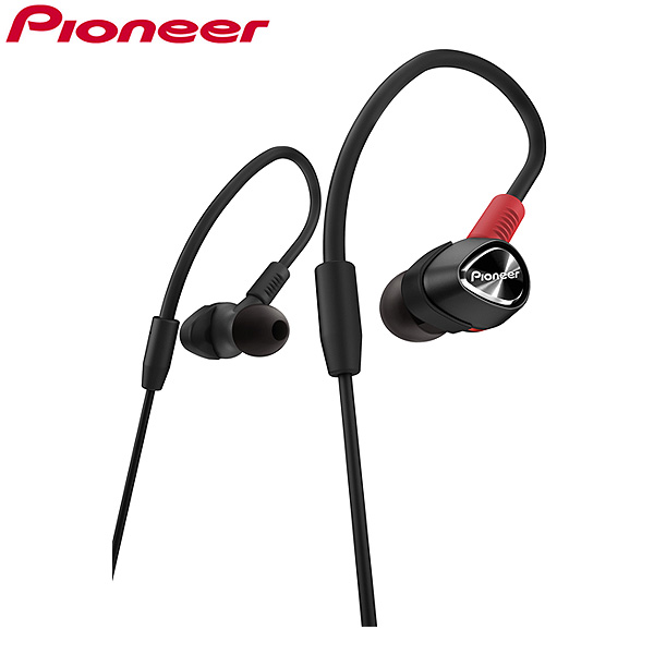 Pioneer(パイオニア) / DJE-2000-K (BLACK)  - DJ用 イヤホン -