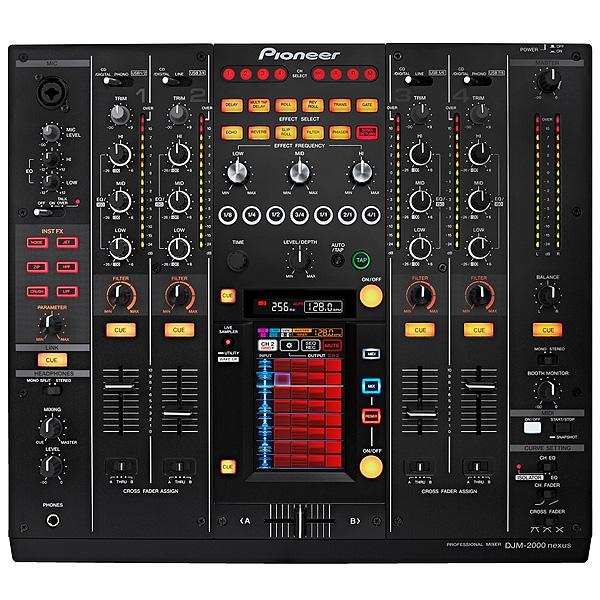 Pioneer(パイオニア) / DJM-2000 nexus 4大特典セット