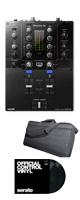 Pioneer DJ(パイオニア) /DJM-S3&コントロールバイナル&収納ケースセット  3大特典セット