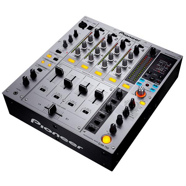 Pioneer(パイオニア)  / DJM-750-S シルバー  大特典セット