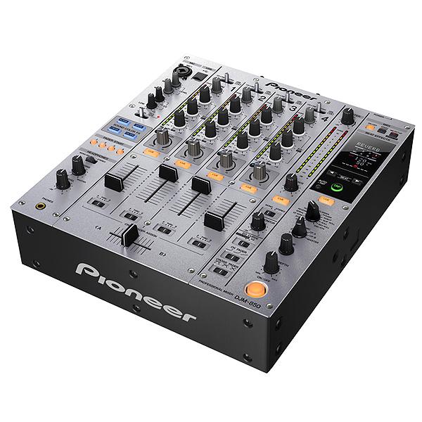 """Pioneer(パイオニア) / DJM-850-S ■限定セット内容■ 【・最上級ケーブルBelden 1ペア ・""""世界NO.1""""USBケーブル ・ES-TCSC ・1分理解rekordbox DJクイックガイド 】"""