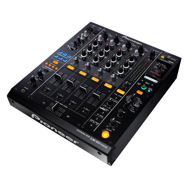 "Pioneer(パイオニア) / DJM-900NXS - ミキサー  ■限定セット内容■ 【・最上級ケーブル3m1ペア ・""世界NO.1""USBケーブル ・ミックスCD作成KI 】"