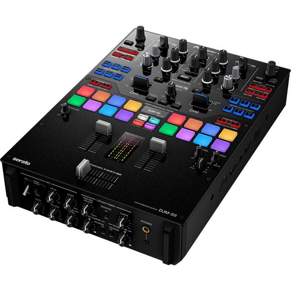 【限定1台】Pioneer(パイオニア) / DJM-S9 - SERATO DJ専用2CHミキサー -の商品レビュー評価はこちら
