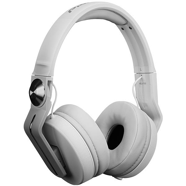 Pioneer(パイオニア) / HDJ-700-W (ホワイト) - DJ用ヘッドホン -