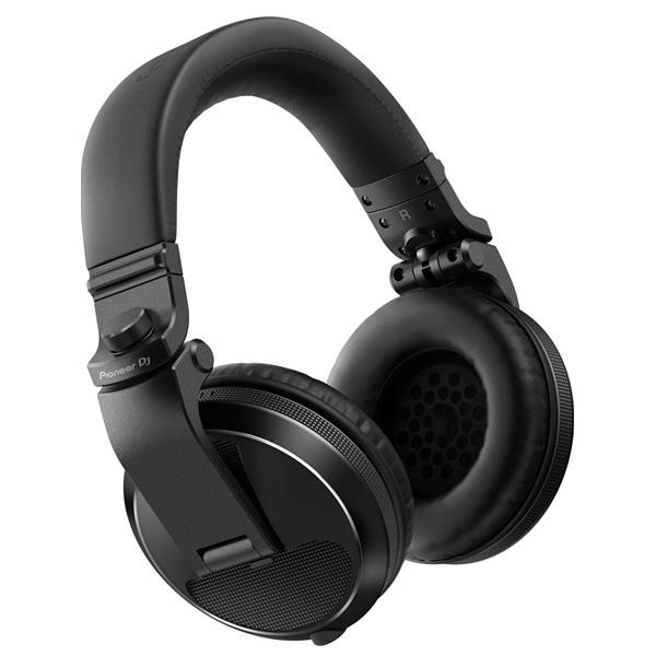 Pioneer(パイオニア) / HDJ-X5-K(ブラック) -  DJ用ヘッドホン - 1大特典セット