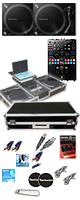 PLX-500-K / DJM-S9 DVS フライトケースモバイルオススメBセット 11大特典セット