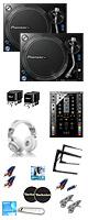 ■ご予約受付■ PLX-500-K / TRAKTOR Kontrol Z2 DVSオススメAセット 11大特典セット