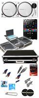 PLX-500-W / DJM-S9 DVS フライトケースモバイルオススメBセット 11大特典セット