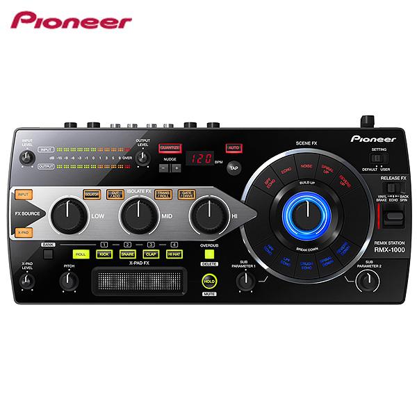 Pioneer(パイオニア) / RMX-1000 (REMIX STATION) 1大特典セット