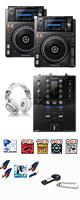 XDJ-1000MK2 / DJM-S3 激安ハイアマオススメBセット 大特典セット