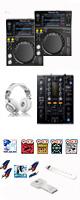 XDJ-700/ DJM-450 激安定番オススメBセット 12大特典セット