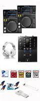 XDJ-700/ DJM-S3 激安定番オススメBセット 大特典セット