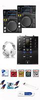 ■ご予約受付■ XDJ-700/ DJM-S3 激安定番オススメBセット 12大特典セット