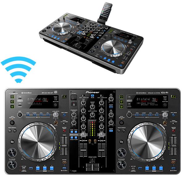 Pioneer(パイオニア) / XDJ-R1  【CD/USB対応 iPad/iPhone/iPod コントロール】 ワイヤレス DJシステム「Virtual DJ LE 無償」