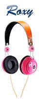 ROXY(ロキシー) / JBL Reference 430 On-Ear Headphone (Pink/Orange) 大特典セット