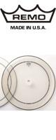 REMO(レモ) / POWERSTROKE 3 CLEAR 22インチ 【P3-322B】 バスドラム用ヘッド