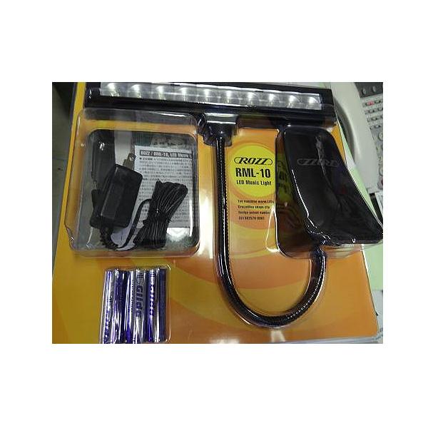 ROZZ(ロッズ) / RML-10 - テーブルトップライト 譜面台ライト -