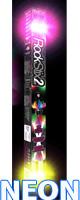 Rockstix2 / HD Colour Change NEON 【光るドラムスティック】- 13色カラフルに変化 - 【パリピグッズ】