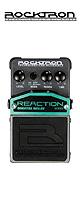 Rocktron(ロックトロン) / Reaction Digital Delay -デジタルディレイ- 《ギターエフェクター》 ■限定セット内容■ 【・パッチケーブル(KLL15) 】