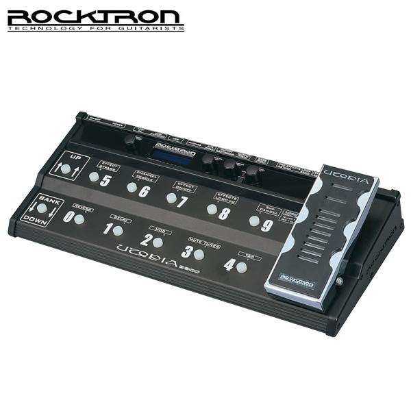 【限定1台】Rocktron(ロックトロン) / UTOPIA B300 ベース用マルチエフェクター