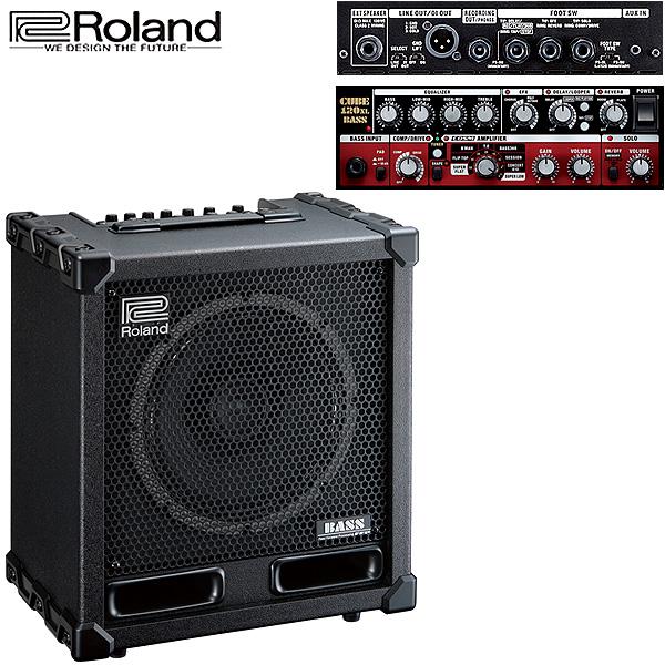 Roland(ローランド) / CUBE-120XL BASS - ベース・アンプ - 1大特典セット