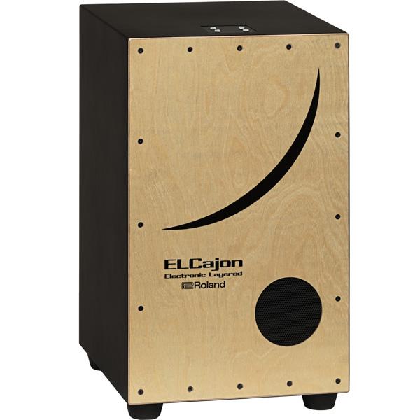 ■ご予約受付■ Roland(ローランド) / EC-10 Electronic Layered Cajon (エルカホン/ELCajon)【電子カホン】【次回3月下旬予定】 1大特典セット