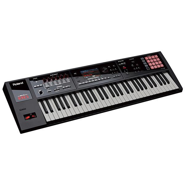 【限定1台】Roland(ローランド) / FA-06  - 61鍵盤ワークステーション・シンセサイザー 【開封品】『セール』『シンセサイザー』