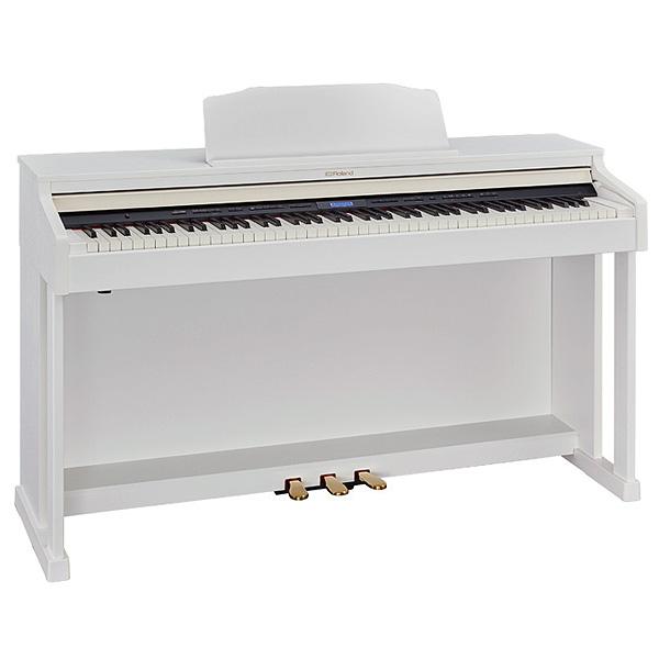 Roland(ローランド) / HP601-WHS (ホワイト) -デジタル・ピアノ - 【発売日未定】