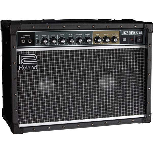 【限定1台】Roland(ローランド) / JAZZ CHORUS JC-40 - ギターアンプ -の商品レビュー評価はこちら
