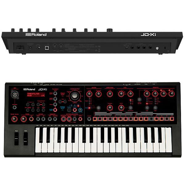 Roland(ローランド) / JD-Xi  - クロスオーバー・シンセサイザー -