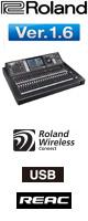 Roland(ローランド) / M-480 【V-Mixer】