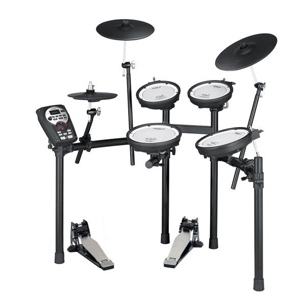 【基本セット】Roland(ローランド) / TD-11KQ-PS -電子ドラム -【階下への振動が心配ならコチラ!】【ぴったりマットプレゼント!】