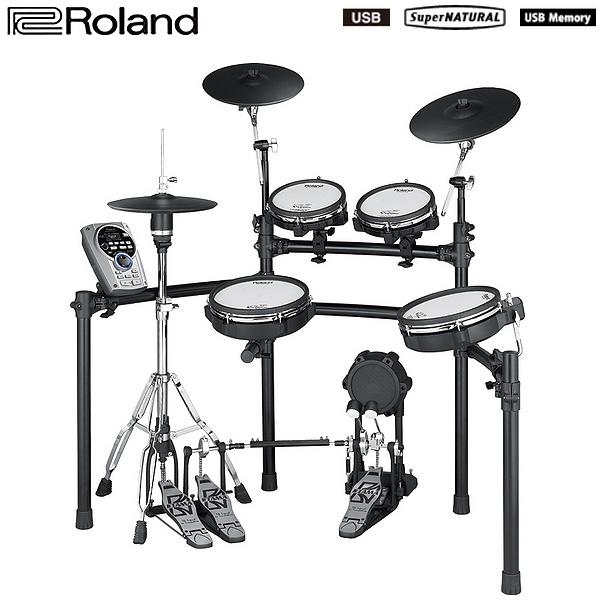 【基本セット】 Roland(ローランド) / TD-15KV-S 電子ドラム
