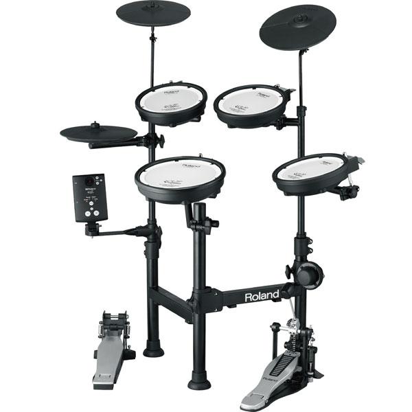 【基本セット】Roland(ローランド) / TD-1KPX-S  V-Drums Portable Vドラム 電子ドラム 【ぴったりマットプレゼント!】