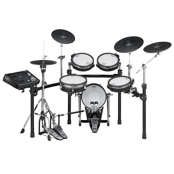 【基本セット】 Roland(ローランド) / TD-30K-S 電子ドラム