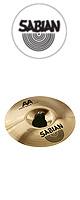 SABIAN(セイビアン) / AA China Splash 10インチ -Extra Thin- 【AA-10CSP】 ■限定セット内容■→ 【・クリーニングクロス 】