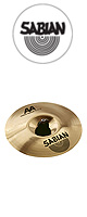 SABIAN(セイビアン) / AA China Splash 【AA-8CSP】 -Extra Thin- ■限定セット内容■→ 【・クリーニングクロス 】