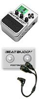 【専用フットスイッチ+専用MIDI ケーブル付】 Singular Sound BeatBuddy - ドラムマシン -