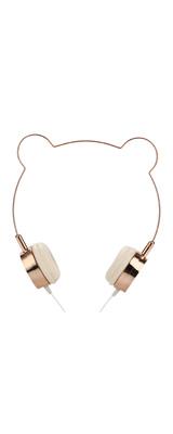 SOMOTOR / Bear Headphone (ローズゴールド) - クマ耳ヘッドホン -
