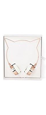 SOMOTOR / Cat Headphone (ローズゴールド) - ネコ耳ヘッドホン -