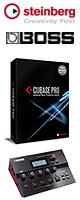 STEINBERG Cubase Pro 9 セット / Cubase Pro 9 & GT-001