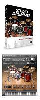 Native Instruments(ネイティブインストゥルメンツ) / STUDIO DRUMMER 【ドラムソフトウェア】