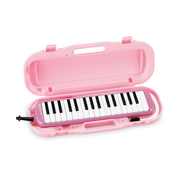 SUZUKI(スズキ) / MXA-32P (パステルピンク) アルトメロディオン  - 32鍵 鍵盤ハーモニカ -