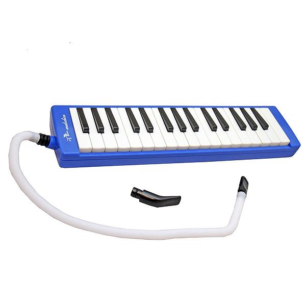 SWAN / WM2 - メロディピアノ 鍵盤ハーモニカ (ブルー) 【32鍵】