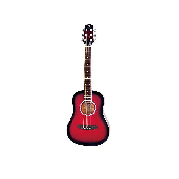 SX Guitars / DG-27 RDS ミニギター 【キャリングバッグ付属】 お子様用にオススメ