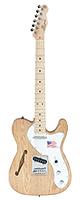 SX Guitars(エスエックス ギターズ) / KTL-300/NAT - エレキギター - ■限定セット内容■→ 【・Fender ピック 12枚】