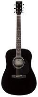 SX Guitars(エスエックス ギターズ) / アコースティックギター SD1-BK