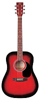SX Guitars(エスエックス ギターズ) / アコースティックギター SD1-RDS