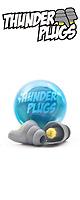 Safe Ears(セーフイヤーズ) / THUNDERPLUGS カプセル(ケース無し) - イヤープロテクター -
