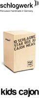 Schlagwerk(シュラグヴェルク) / SR-CP400SB 【Star Box】キッズ・カホン